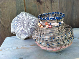 Pottery Baskets