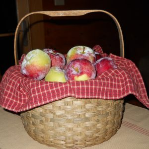 Simple Country Work Basket