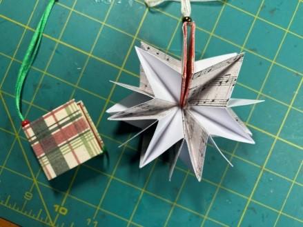 Book Ornament